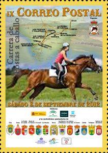Cartel IX Correo Postal(1)