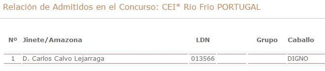 CEI 1 DE RIO FRIO