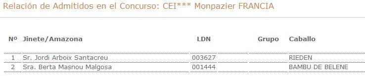 CEI3 DE MONPAZIER