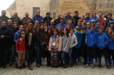 Noticias del Clinic de Raid en Carmona (Sevilla).