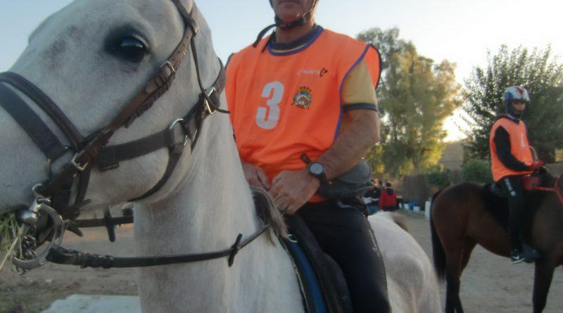 Clasificación Provisional Liga Raid de la Federación Andaluza de Hípica..
