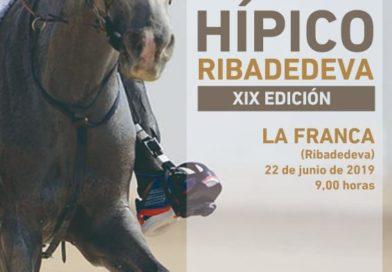 Resultados delXIX Raid Hípico de Ribadedeva en la Franca, (Asturias).