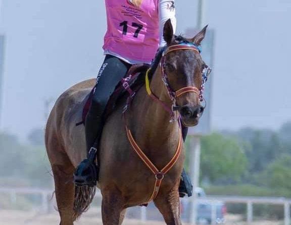 Resultados de la Dubai Crown Prince Cup for Ladies en Dubai (UAE).