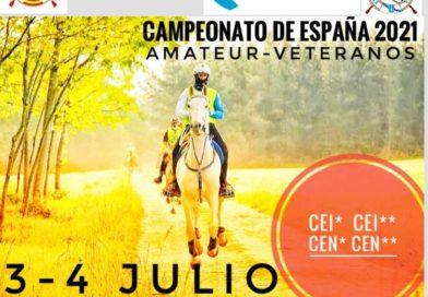 Raid Hípico Terras Do Miño y Ctº España Amateur y Veteranos de Raid 2021 (Lugo).