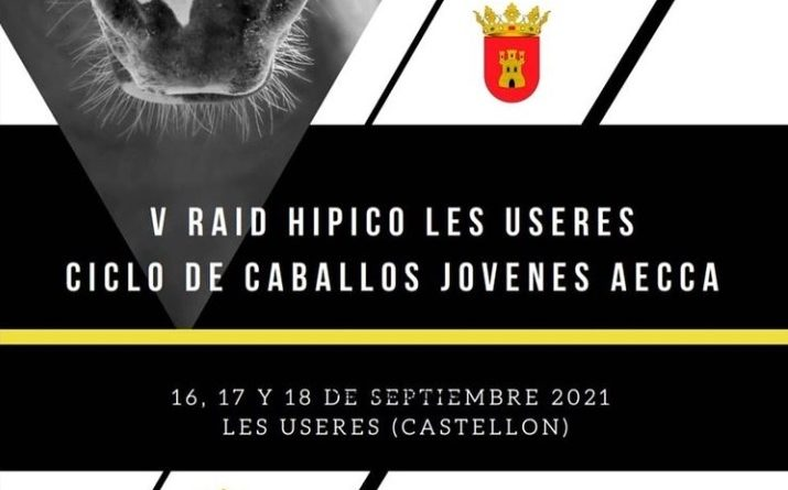 Resultados del V Raid Hípico Les Useres (Castellón).